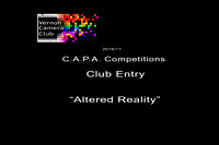 CAPA Altered Reality 2016/17