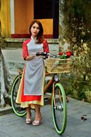 Asian Girl by Richard Hues