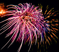 Fireworks by Ray Arlt