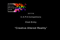 CAPA Creative Altered Reality competition